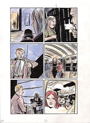 Mind MGMT #19 pg. 9