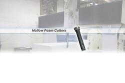 Hollow Foam Cutters