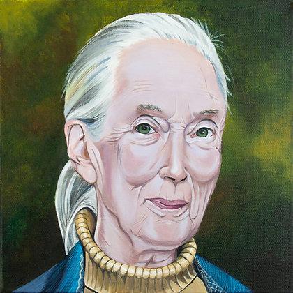 'Dr. Jane Goodall'