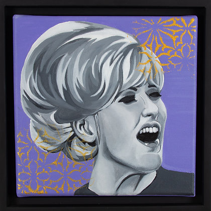 Portrait of Dusty Springfield