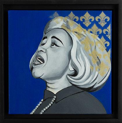 Portrait of Etta James