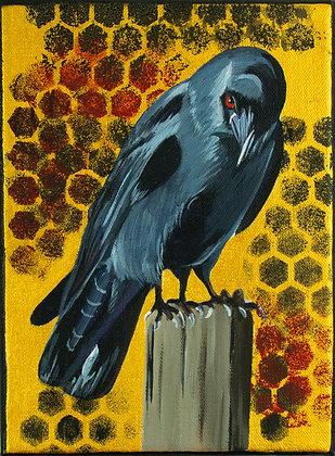 'Three Legged Crow'