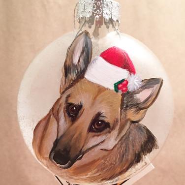 Pet ortrait Ornament