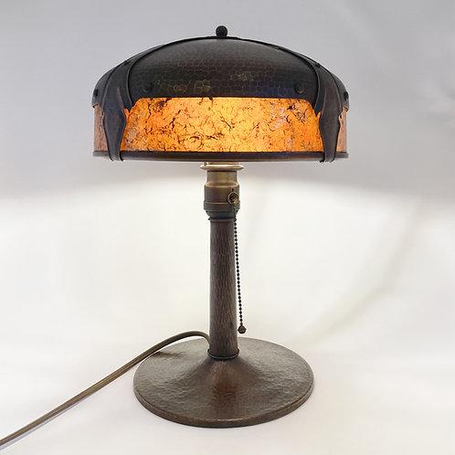 Anderson Art Metal Roycroft Lamp