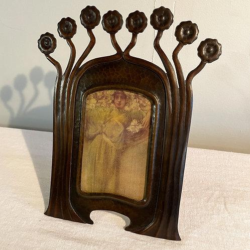 Anderson Art Metal Art Nouveau Frame