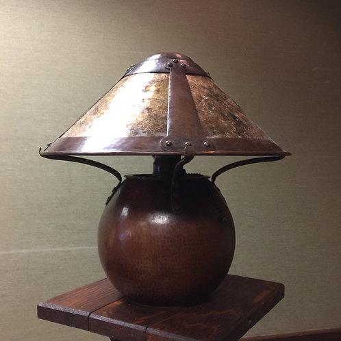 Anderson Art Metal Boudoir Lamp