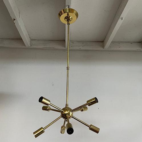 Sputnik Chandlier