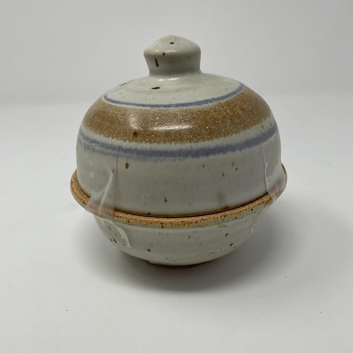 Warren Mackenzie Lidded Bowl