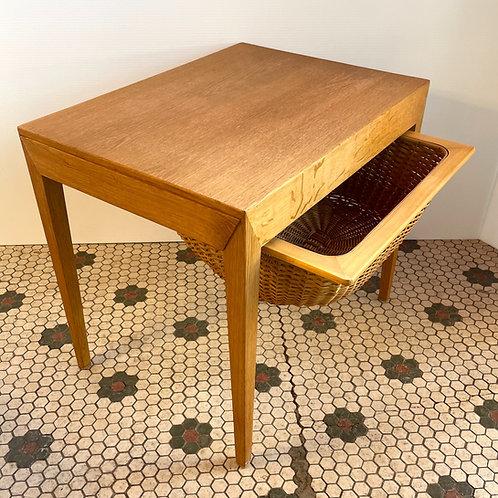 Severing Hansen Sewing Table