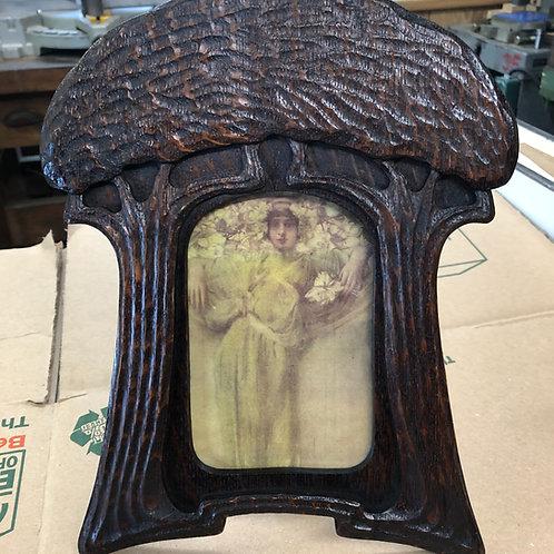 Anderson Art Metal Carved Frame