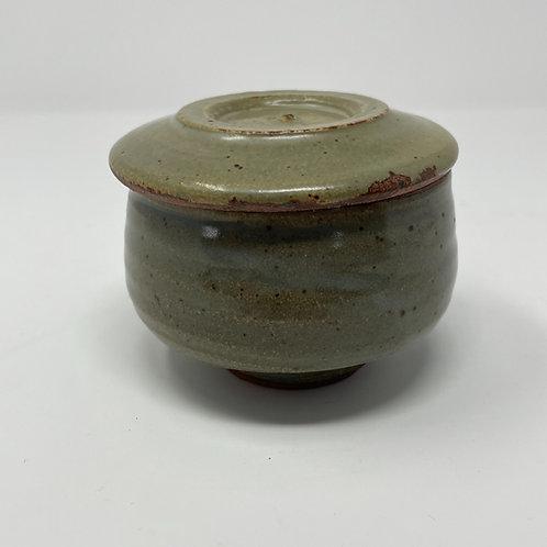 Warren Mackenzie Lidded Bowl