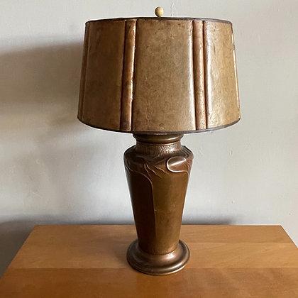 Ludwig Vierthaler Copper Lamp