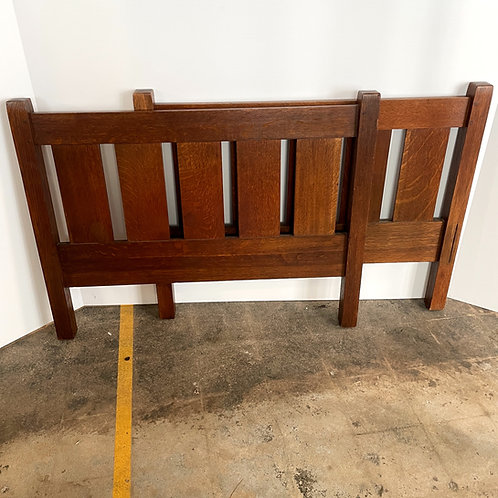 L & JG Stickley Single Bed