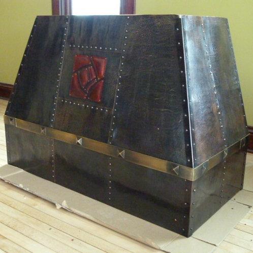 Anderson Art Metal Oven Hood