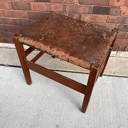 Gustav Stickley Footstool #301