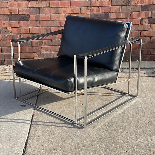 Milo Baughman for Thayer Coggin sling chair