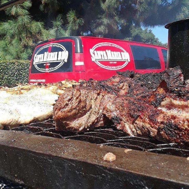 Delicious Santa Maria BBQ Tri Tip Sirloin