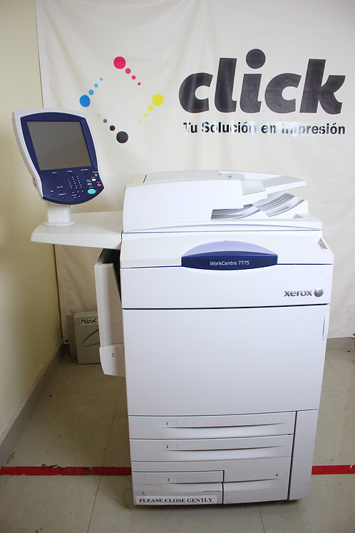 MULTIFUNCIONAL Xerox® WorkCentre® 7775