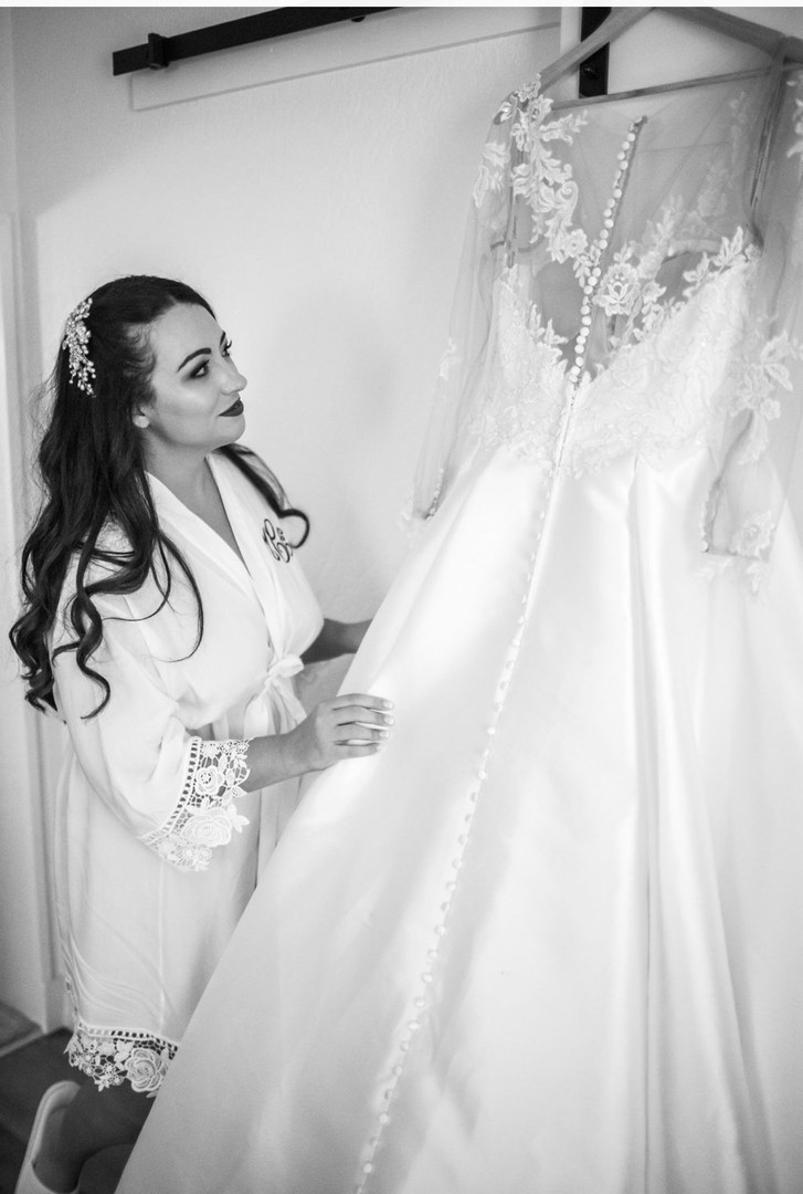 Bridal Alterations, Additions & Custom Veil