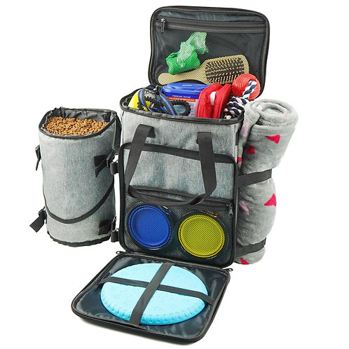 Pet Travel Bag for Dog Cat Outdoor Hiking Travel