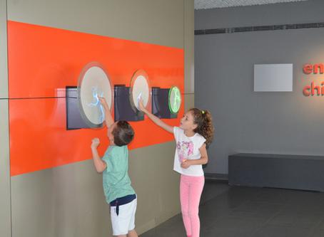 Eureka! Museum of Science in San Sebastian