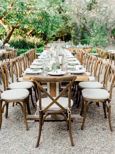Handcrafted Farmhouse Tables