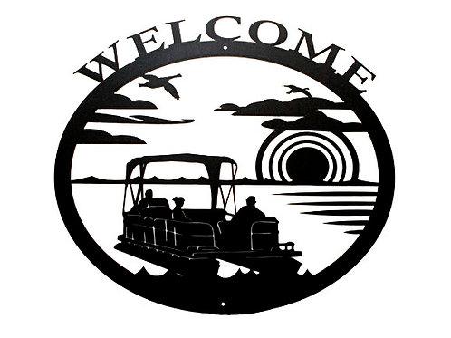 Pontoon Welcome