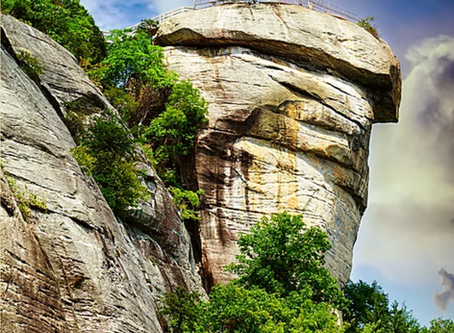 Our State Magazine Says This About Chimney Rock!