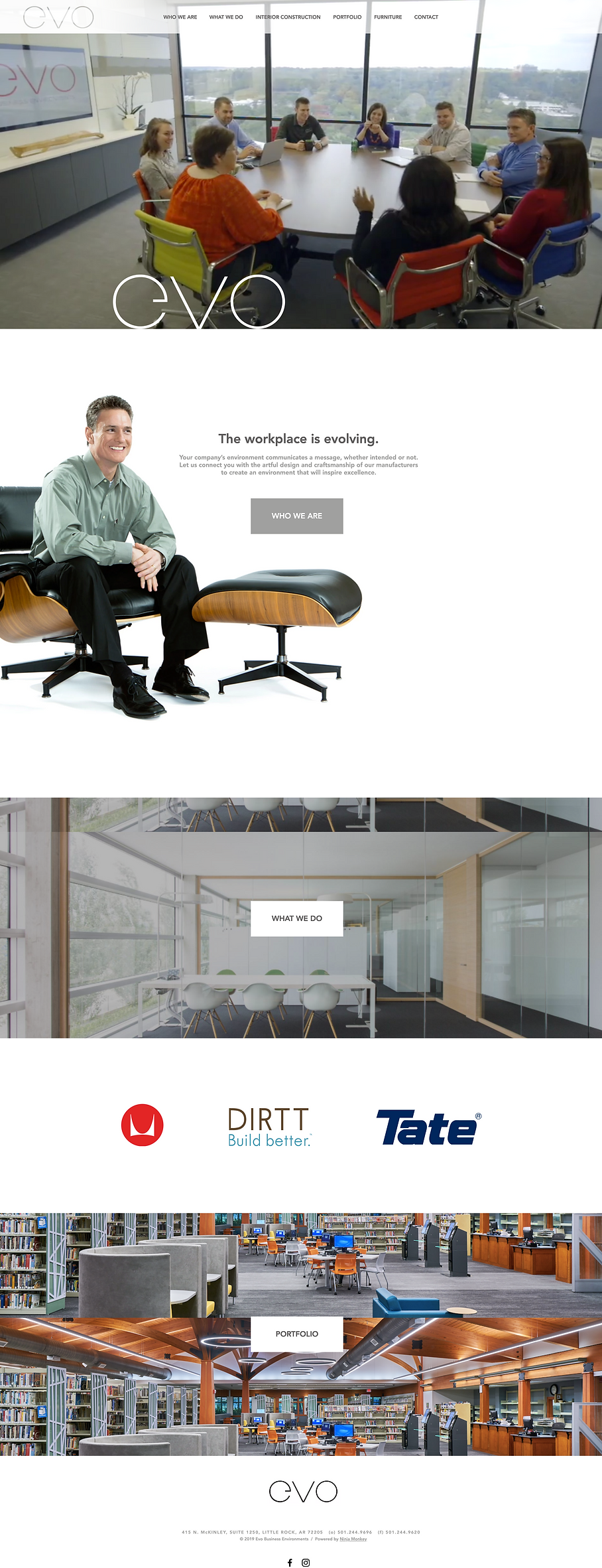Ninja Monkey - Web Design & Marketing Asheville, NC