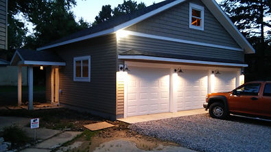 Custom Home Additions | Westerville Ohio