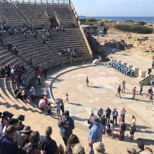 Theatre at Caesarea