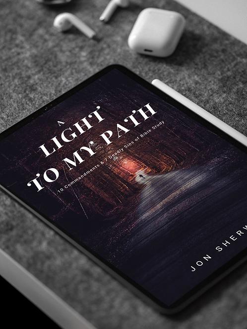a light to my path - JonSherwood.com book