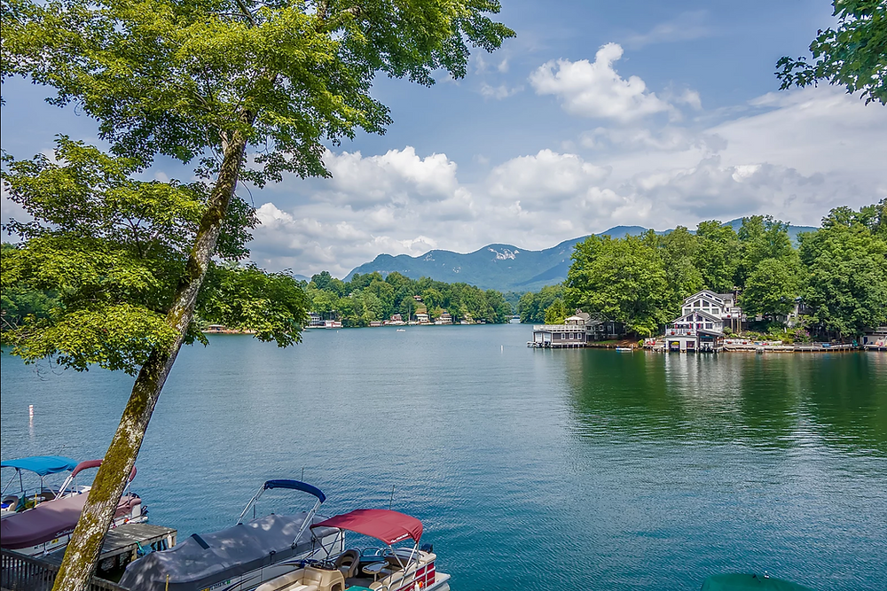 lake lure cabin rentals
