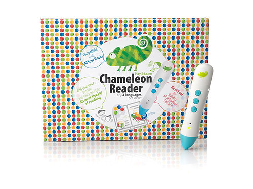 Chameleon Reader Starter Set