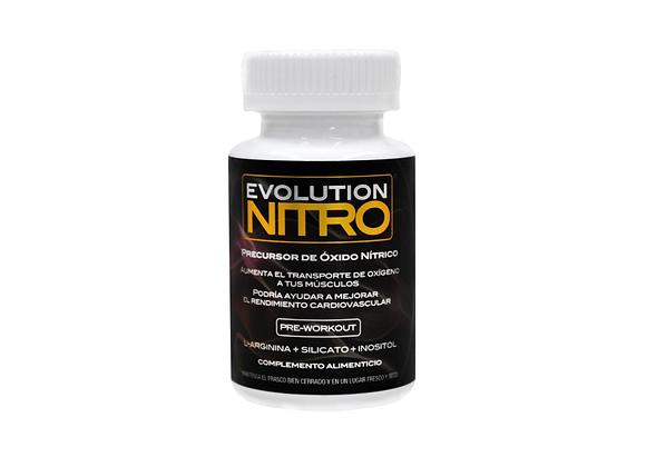 NITRO BOTE NATURAL 30 G (60 CAP)