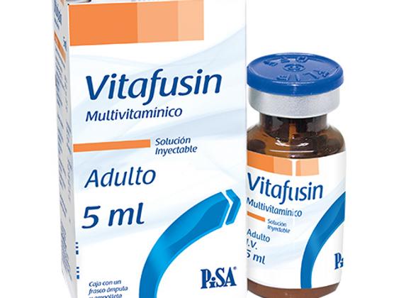 VITAFUSIN MULTIVITAMINICO PEDIÁTRICO