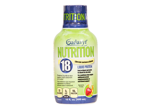 NUTRITION 18