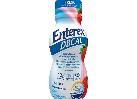 ENTEREX DB CAL FRESA LIQUIDO 237 ML.