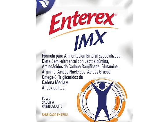 ENTEREX IMX VAINILLA POLVO SOB. 123G