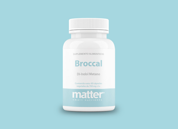 BROCCAL FCO CON 60 CAPS