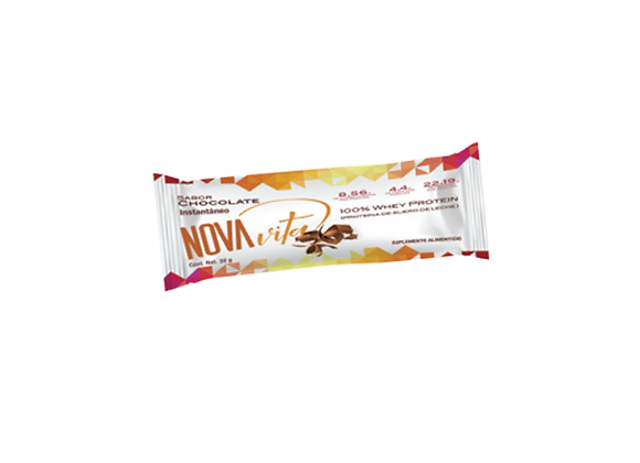 NOVA VITA SORE CHOCOLATE 38 G.