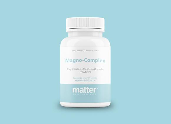 MAGNO COMPLEX FCO CON 100 CAPS