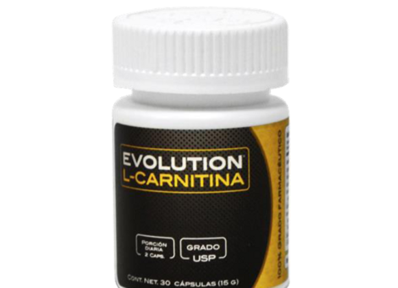 L-CARNITINA 30 CAPS. BOTE