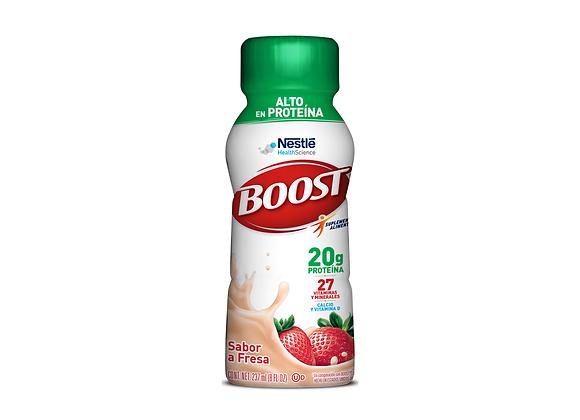 BOOST Alto en Proteina Fresa 237ml
