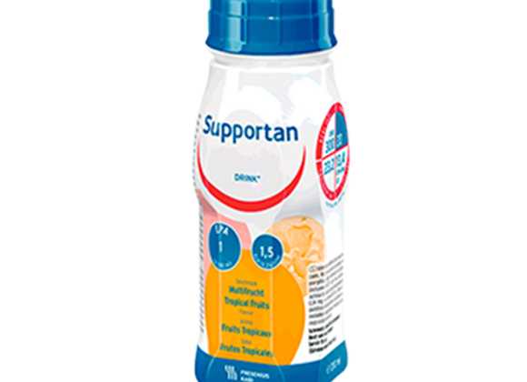 SUPPORTAN DRINK FRUTAS TROPICALES 200 ML