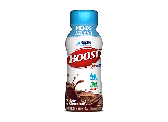 BOOST Menos Azucar Chocolate 237ml