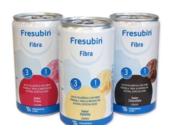 FRESUBIN CON FIBRA FRESA 236 ML