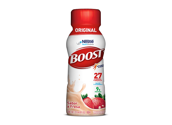 BOOST Original Fresa 237ml