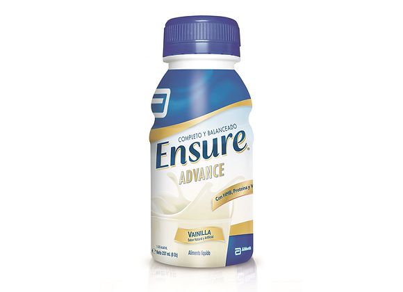 ENSURE ADVANCE VAINILLA 237 ML
