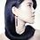 Thumbnail: Art Nouveau Earrings S